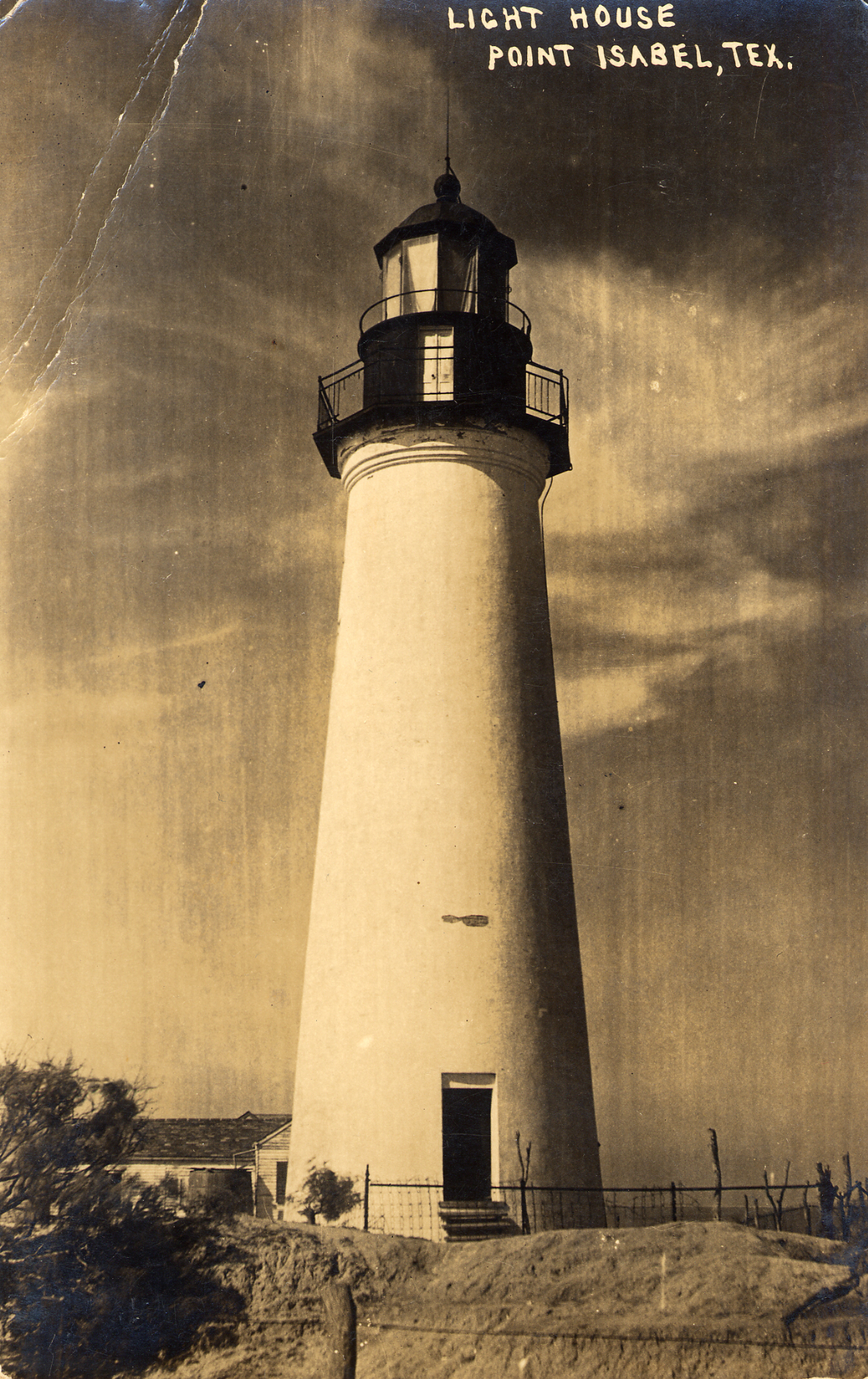 f12a3ffac9e2b Historic Port Isabel Lighthouse Gets Needed Repairs: Scheduled ...