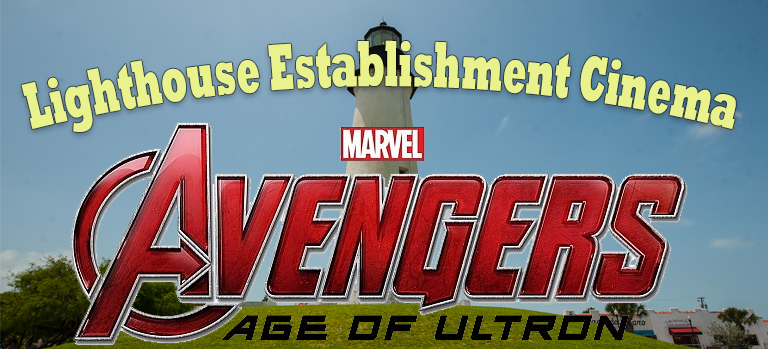 Avengers, Age of Ultron at the Lighthouse Movies 6/17
