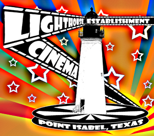 Movies projected on the historic Port Isabel Lighthouse during June & July!